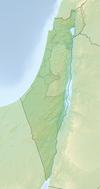 Lokalisierung von Israel in Israel