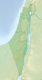 Location map/data/Israel is located in ประเทศอิสราเอล