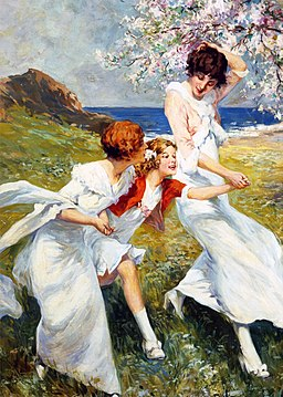 René Lelong - Joys of Spring