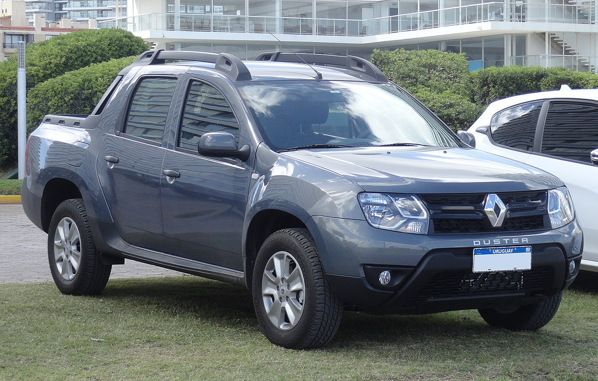 Renault duster oroch wikipedia for Interieur duster 2018