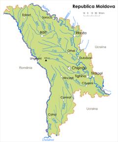 moldova kart Moldova – Wikipedia moldova kart