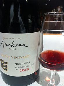 Chilean wine - Wikipedia