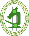 Research Institute for Tropical Medicine logo.png