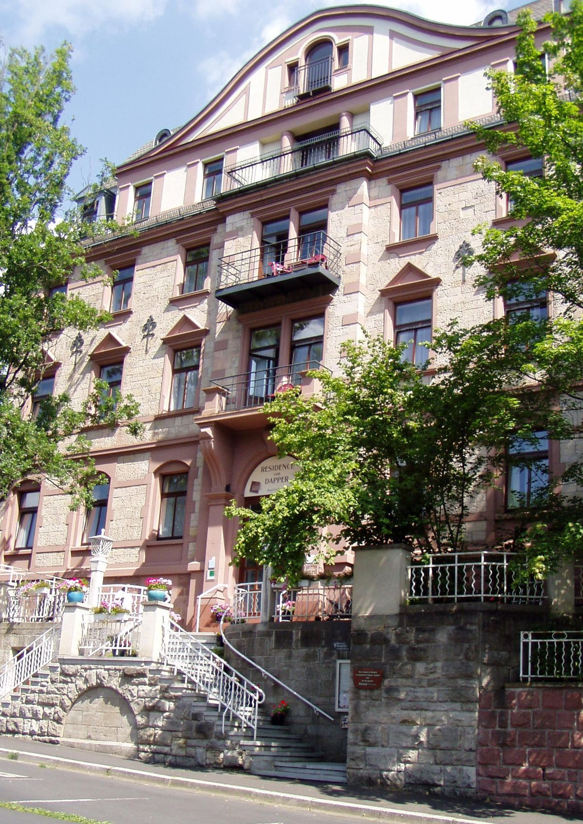 Dapper Sanatorium Wikipedia