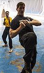 Retired service member teaches self defense in Afghanistan 130331-A-GZ125-009.jpg