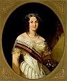 Retrato de D. Teresa Cristina, por François René Moreaux.jpg
