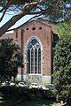 Retro della chiesa di San Francesco, Pisa.jpg