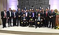 Reuven Rivlin with the ambassadors who attended at the Annual Foreign Ambassadors Conference of the Foreign Ministry, February 2018 (5058).jpg