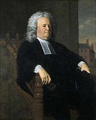 Edward Holyoke - Image: Rev Edward Holyoke