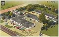 Rex Plaza Hotel Court, U.S. Highways, 45 & 78, Tupelo, Miss. (5529515312).jpg