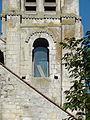 Rhuis (60), église Saint-Gervais-Saint-Protais, clocher, côté est, premier étage.JPG