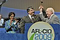 Richard Trumka John Sweeney AFL CIO 2009.jpg