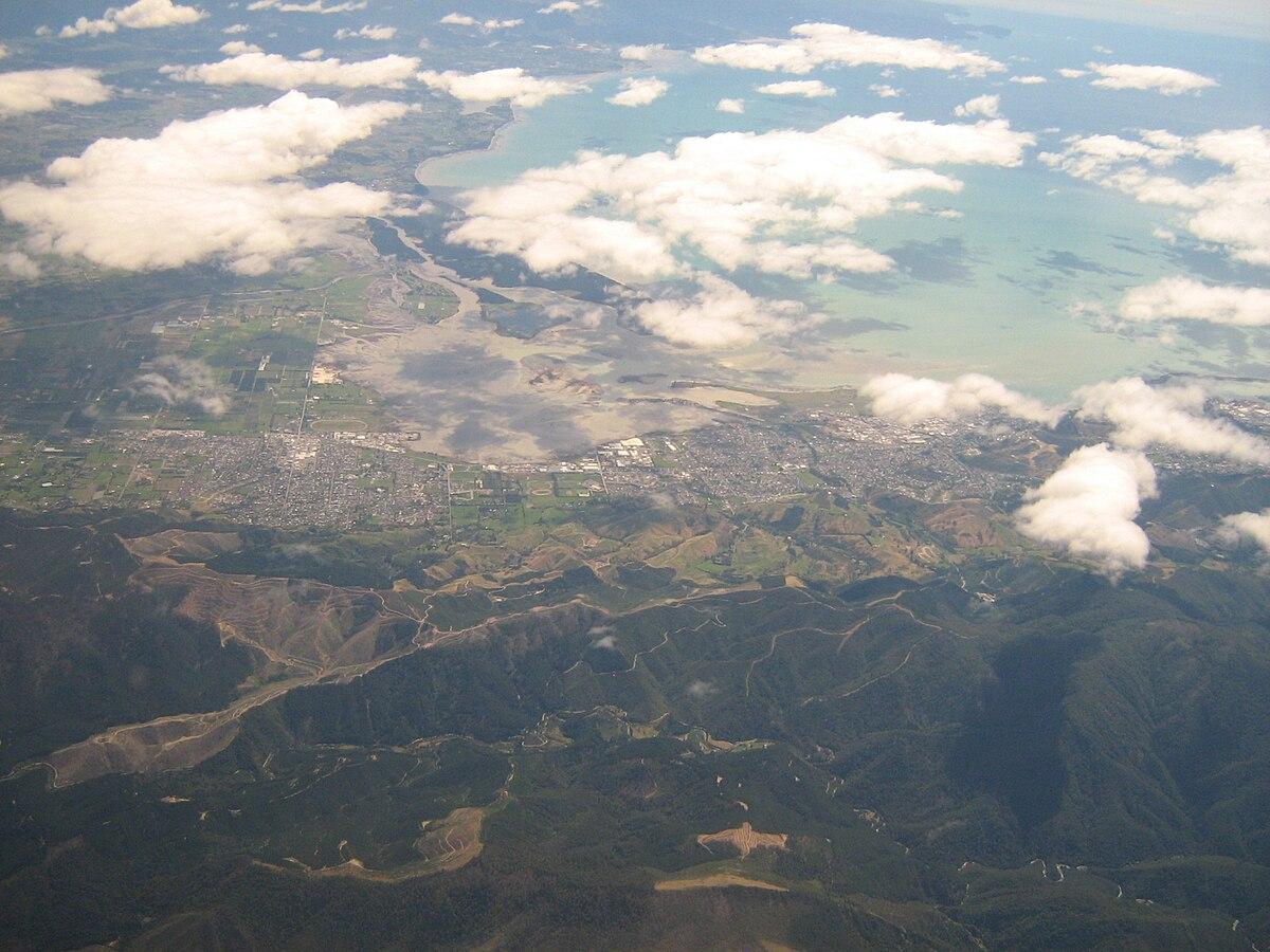 New Zealand Wikipedia: Stoke, New Zealand
