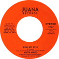 Ring My Bell by Anita Ward US vinyl red label A-side.png