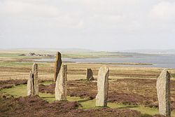 Image illustrative de l'article Cercle de Brodgar