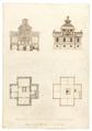 Ritning, 1600-tal - Skoklosters slott - 98982.tif