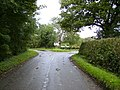 Road junction near Tyrellcote Farm - geograph.org.uk - 256904.jpg