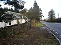 Road side cottage ,Muir of Orchil ,near Braco - geograph.org.uk - 337838.jpg