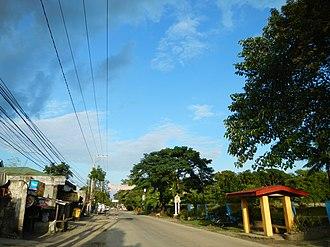 San Antonio, Nueva Ecija - Image: Roadsjf