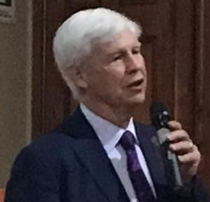 Robert F. Engle - Engle in 2017