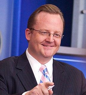 Robert Gibbs 28th White House Press Secretary