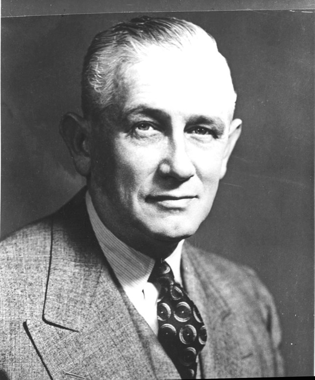 Robert L. Garner, President of the International Finance Corporation