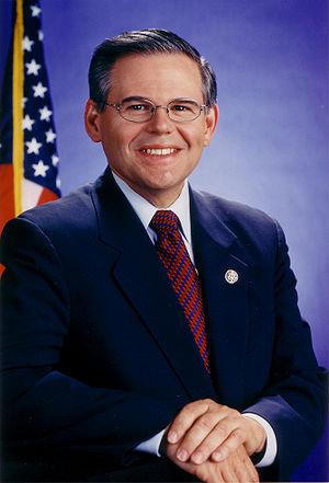 Bob Menendez - Representative Menendez in 2005