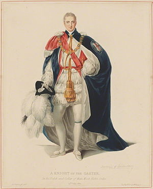 William Bond (engraver) - Image: Robert Stewart, 2nd Marquess of Londonderry (Lord Castlereagh) by William Bond, by William Bennett, after James Stephanoff
