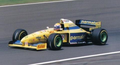 Roberto Moreno Forti 1995 Britain (crop)