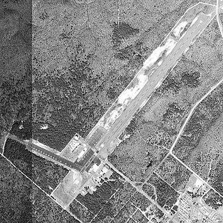 Robinson Army Airfield