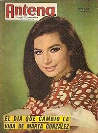 Rocío Jurado - Antena Eddición Argentina 1968.jpg