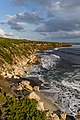 Rocky coast of Akamas Peninsula, Cyprus.jpg