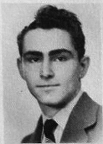 Rod Serling - Serling as a senior in high school, 1943