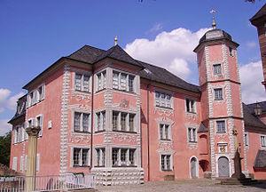 Rhein-Neckar-Kreis - Image: Roemermuseum Ladenburg 01