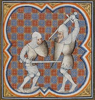 Ferragut Saracen paladin (in some texts a giant) in the Historia Caroli Magni