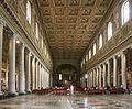 Rom, Basilika Santa Maria Maggiore, Innenansicht.jpg