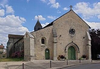 Vienne - Image: Romagne Saint Laurent 2010