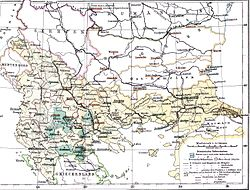 Megleno-Romanian language - Wikipedia, the free encyclopedia