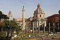 Rome, Chiesa del Santissimo Nome di Maria al Foro Traiano 001.JPG
