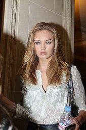 Julie Hall Model