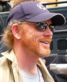 O actor, director y productor estatounitense Ron Howard en 2008.
