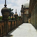 Roof top of Chhatrapati Shivaji Maharaj Museum.jpg