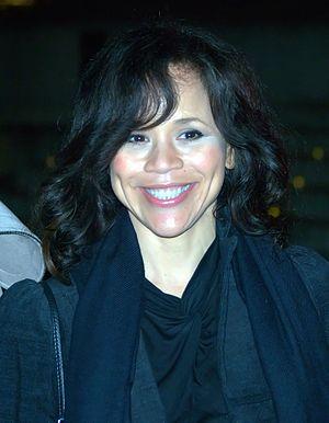 Rosie Perez at the Vanity Fair celebration for...
