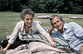 Rosita Jelmini and Ottavio Missoni 1975.jpg