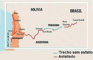 Central Bi-Oceanic railway