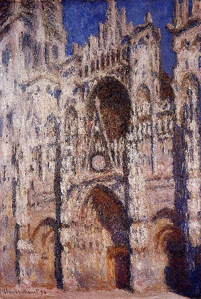 rouen cathedral - image 6