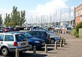 Royal Lymington yacht Club car park - geograph.org.uk - 1375893.jpg