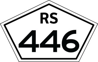 BR-453 - Image: Rs 446 shield