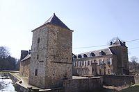 Rubécourt-et-Lamécourt - Château de Lamecourt - Photo Francis Neuvens lesardennesvuesdusol.fotoloft.fr jpg.JPG