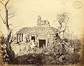 Ruins of Hindu temple at Umga, Gaya District, Bihar, 1870 photo.jpg